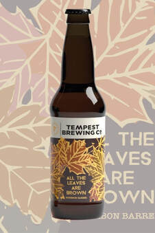 All the Leaves Are Brown by Tempest Brewing