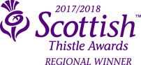 ScotBeer Tours Scottish Thistle Awards Regional Finalist